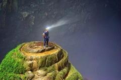 Bước xuống 'thiên đường hạ giới Sơn Đoòng' cùng nhiếp ảnh gia Việt