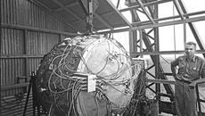 Lộ diện quả bom hạt nhân đầu tiên trên thế giới