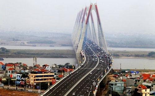 Chủ tịch HN làm trưởng ban chỉ đạo phát triển đô thị tuyến Nhật Tân - Nội Bài