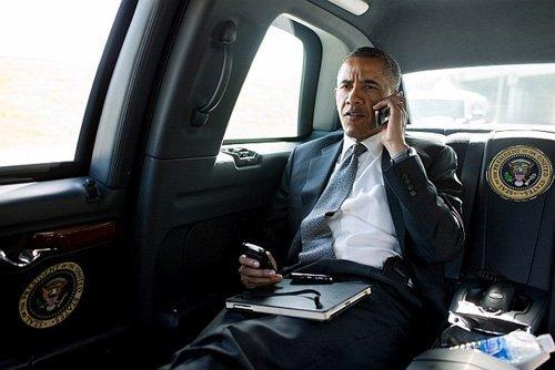 Những tính năng ít ai biết trên siêu limousine của Obama
