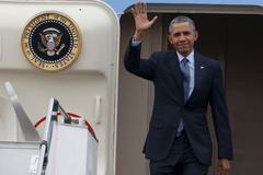 Obama đã công du nước ngoài bao nhiêu lần?