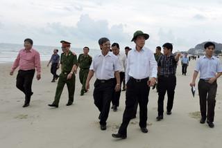 Vũng Tàu: 'Chặt chém' 3 lần, 'trảm' chủ tịch phường