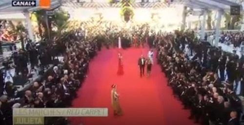Angela Phương Trinh, Angela Phương Trinh đi Cannes, LHP Cannes 2016,