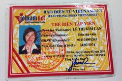 Phát hiện 2 trường hợp giả danh báo VietNamNet