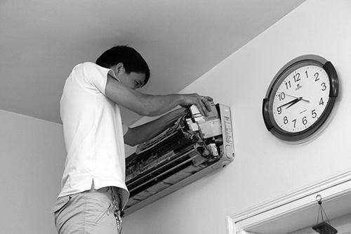 Điều hòa chảy nước, tiết kiệm, máy lạnh, tiền điện, lỗi lắp đặt, thợ sửa điều hòa, nắng nóng, tuổi thọ