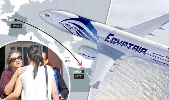 Nhiều khả năng máy bay Ai Cập bị 'khủng bố'
