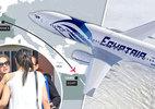"""Nhiều khả năng máy bay Ai Cập bị """"khủng bố"""""""