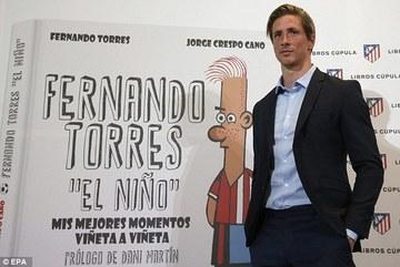 """Torres: """"Thời gian đâu mà nghĩ tới Euro"""""""