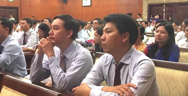 cán bộ trẻ, nhân lực cao, Đinh La Thăng