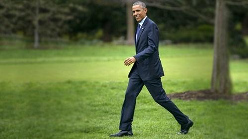 Bí mật sau món đồ hiệu của ông Obama yêu quý 5 năm