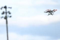 """Pháp sẽ """"bắn hạ"""" flycam trong mùa Euro 2016"""