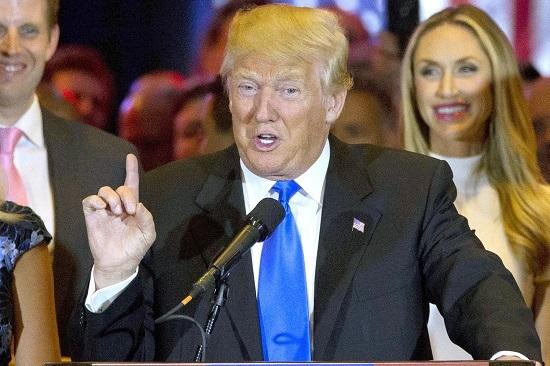 Donald Trump, Công nương Diana, tranh cử Tổng thống 2016, đeo bám