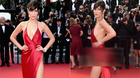 Những chiếc váy xẻ 'bạo' nhất lịch sử thảm đỏ Cannes