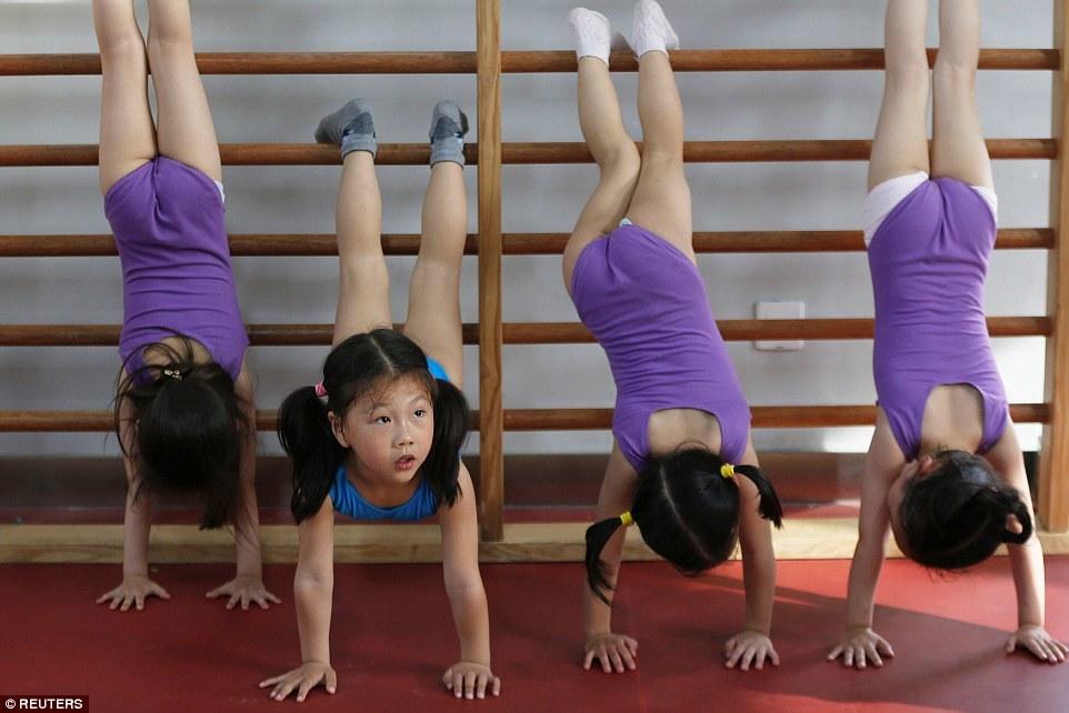 vận động viên, trường đào tạo vận động viên, vận động viên nhí