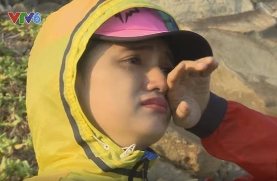 Cuộc đua kỳ thú 2016, Hương Giang, đội Hồng, đội Nâu, bị loại