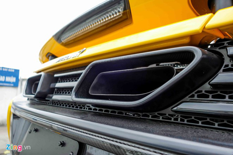 McLaren 650S, McLaren 650S 16 tỷ, thiếu gia Phan Thành, Siêu xe của Phan Thành, Việt Nam, bộ sưu tập Siêu xe của Phan Thành