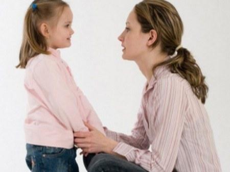 Dạy con, cha mẹ dạy con, 10 nguyên tắc ứng xử với con