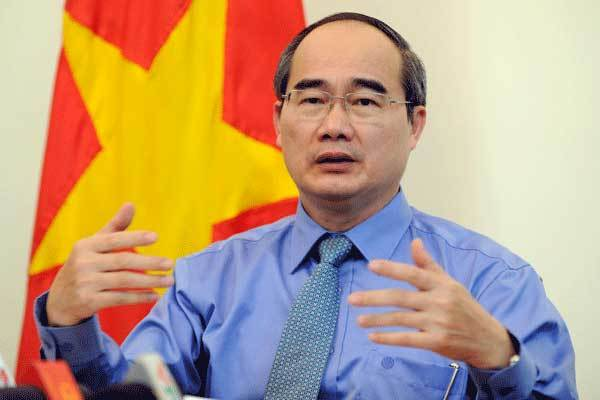 Chủ tịch MTTQ: Hãy đi bầu vì tương lai của mình