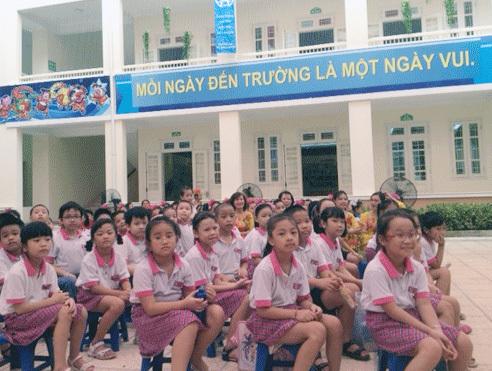 tiểu học, Tiểu học Lê Văn Tám, Hà Nội, kỹ năng