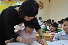 Những con số bất ngờ về đánh giá học sinh tiểu học