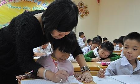 đánh giá học sinh tiểu học, Thông tư 30, Bộ GD-ĐT, nhận xét cuối năm, học bạ, giáo viên khốn khổ vì nhận xét cuối năm