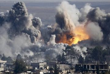 Nga muốn không kích chung với Mỹ ở Syria