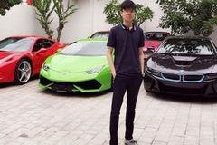 Choáng ngợp với đời tư xa hoa của em trai Phan Thành