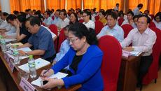 Buổi họp đầu tiên của Bộ trưởng GD với  63 Giám đốc