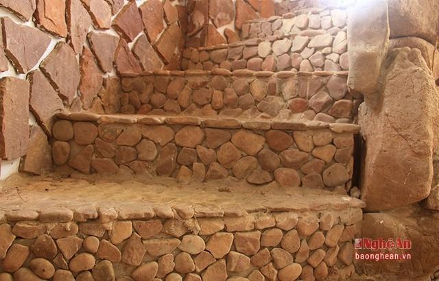 Biệt thự sỏi đá độc nhất vô nhị ở xứ Nghệ