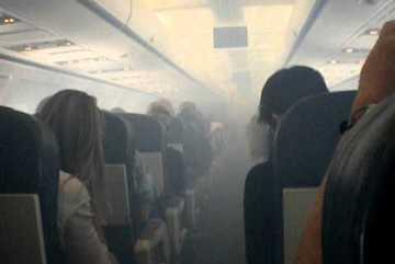 Đã có cảnh báo khói trước khi MS804 rơi