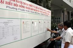 Đà Nẵng nhắn tin vận động cử tri đi bầu cử