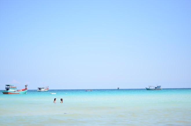 đảo Nam Du, biển, du lịch, kinh nghiệm, sông trăng, đi biển