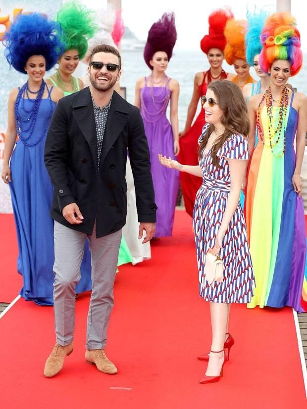 liên hoan phim cannes, khoảnh khắc đẹp, Blake Lively, Kenndall Jenner, Justin Timberlake