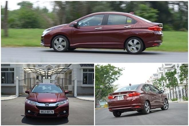 600 triệu nên mua Honda City 2016 hay Toyota Vios 2015?