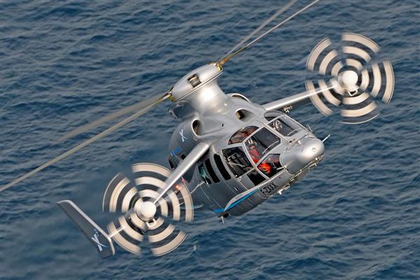 trực thăng, phản lực, nhanh nhất thế giới, 500km, 500km/h,