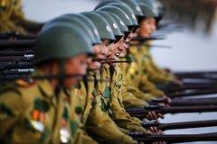 Hình ảnh hiếm hoi về quân đội bí mật của Triều Tiên