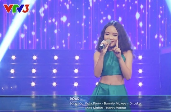 Tóc Tiên, Issac, Văn Mai Hương, Thần tượng âm nhạc nhí, Vietnam Idol Kids