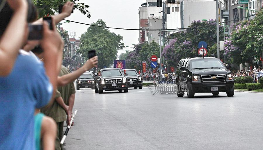 tổng thống Obama, Obama thăm việt nam, Obama đến Việt Nam, Obama, tổng thống Mỹ, Barack Obama