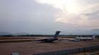 Máy bay dự phòng của ông Obama hạ cánh xuống Đà Nẵng