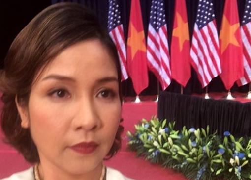 Mỹ Linh, Quốc ca, Tổng thống Obama, Obama, Obama đến việt nam