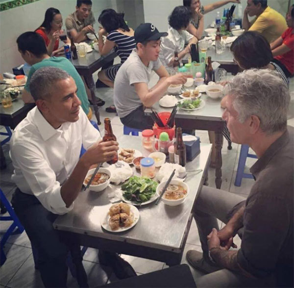 Đôi nét về quán bún chả được Tổng thống Mỹ ghé thăm