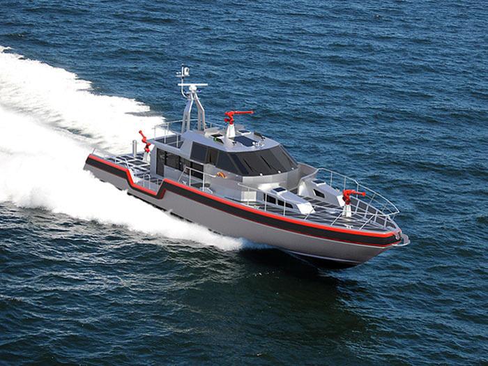 Mỹ sẽ cung cấp 18 tàu tuần tra cho VN