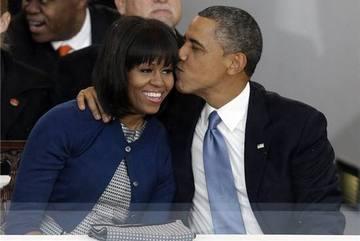 Tổng thống Obama: Người chồng vĩ đại đây rồi!