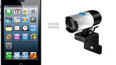 Mẹo biến iPhone thành webcam cho máy tính để bàn