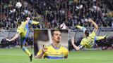 Top 10 siêu phẩm của Ibrahimovic trong sự nghiệp
