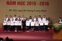 Hà Nội tuyên dương học sinh giỏi tiêu biểu
