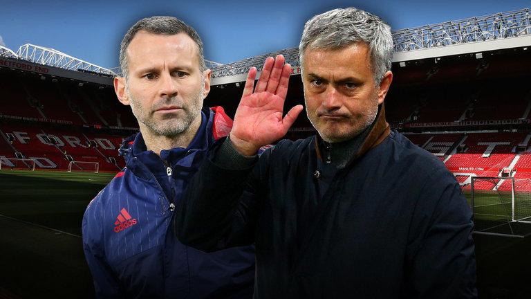 Muốn giữ Giggs, MU tạm hoãn ký với Mourinho