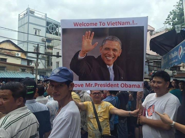 obama, sài gòn, thăm TPHCM, tổng thống Mỹ