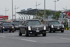 Toàn cảnh Tổng thống Obama đến Việt Nam