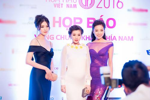 Hoa hậu Việt Nam, Kỳ Duyên, Hoa hậu Hoàn vũ, Flora Coquerel, Hoa hậu Nhân ái, Truyền thông.